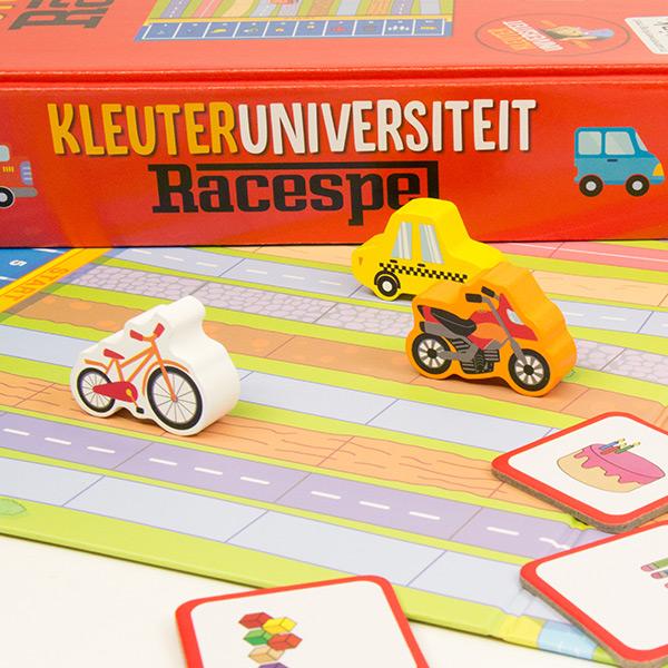 Inspiratieblog: spelend leren met het Racespel