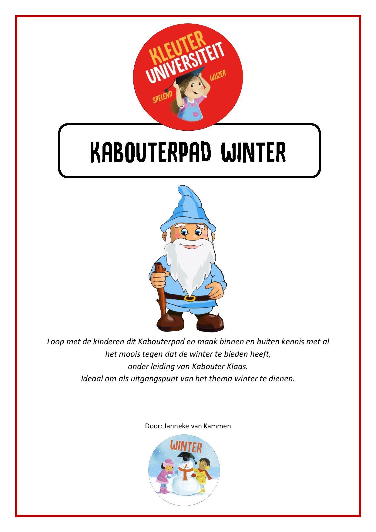 b531ca8fd6f Kabouterpad winter