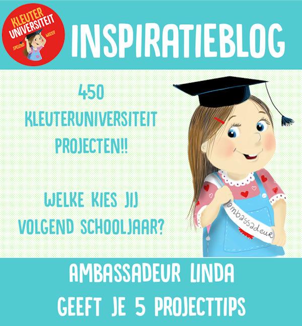Inspiratieblog: 5 projecttips voor volgend schooljaar