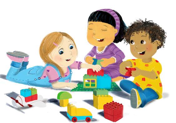 Uitgelezene Tips voor thuis: spelen en leren met Duplo – Kleuteruniversiteit BU-97